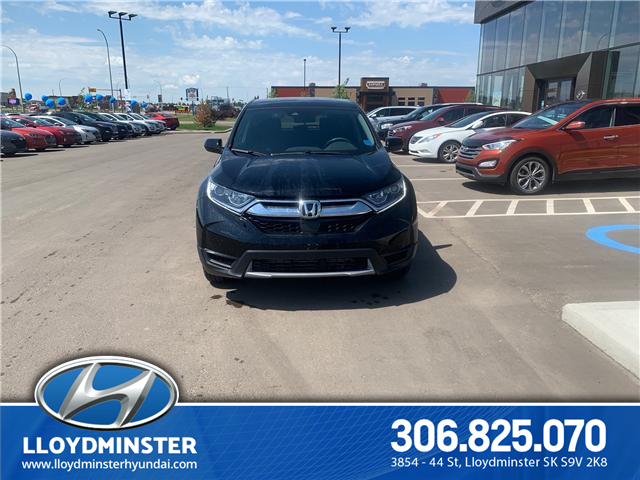 2018 Honda CR-V LX (Stk: 9SA8663A) in Lloydminster - Image 2 of 8