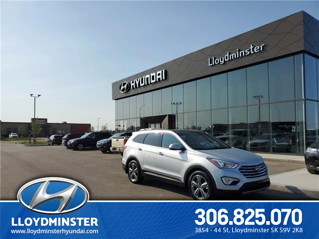 2015 Hyundai Santa Fe XL Limited (Stk: 9SA5477A) in Lloydminster - Image 1 of 18