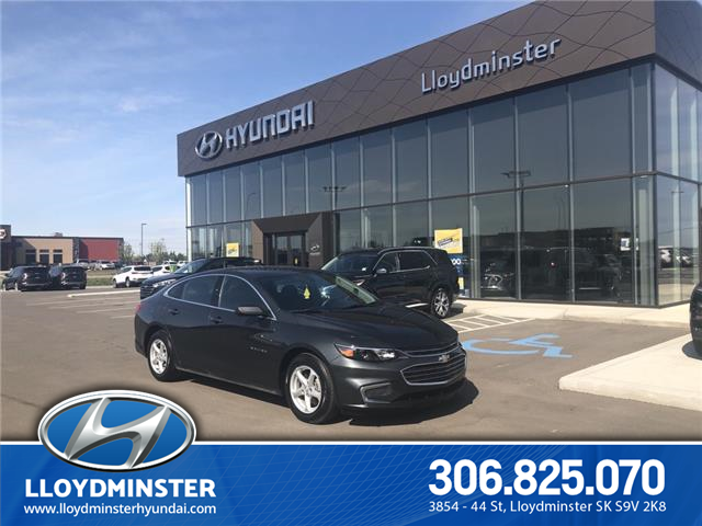 2017 Chevrolet Malibu LS (Stk: 9TU2539A) in Lloydminster - Image 1 of 12