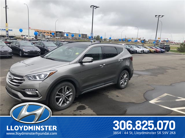 2017 Hyundai Santa Fe Sport 2.0T Ultimate (Stk: 9SA8531A) in Lloydminster - Image 2 of 13