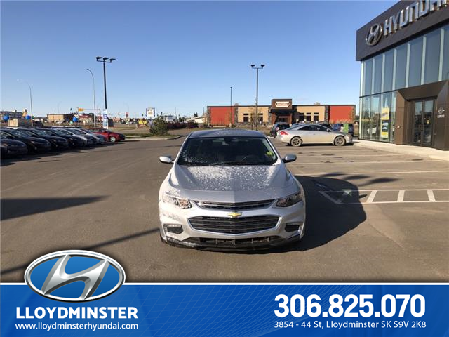 2018 Chevrolet Malibu LT (Stk: L1274C) in Lloydminster - Image 1 of 16
