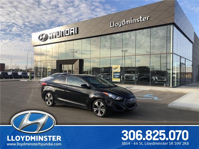 2013 Hyundai Elantra GLS (Stk: P1273A) in Lloydminster - Image 1 of 17