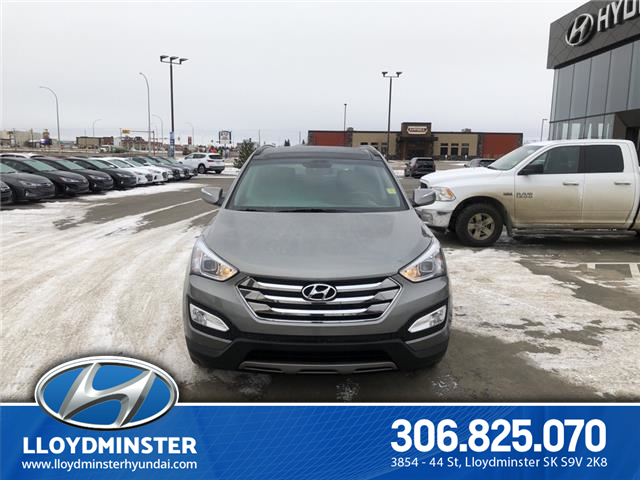 2014 Hyundai Santa Fe Sport 2.0T Limited (Stk: 9SA0562A) in Lloydminster - Image 2 of 18