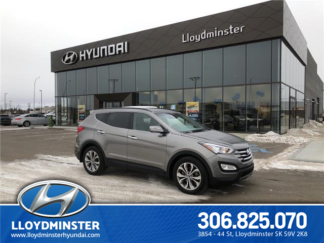 2014 Hyundai Santa Fe Sport 2.0T Limited (Stk: 9SA0562A) in Lloydminster - Image 1 of 18