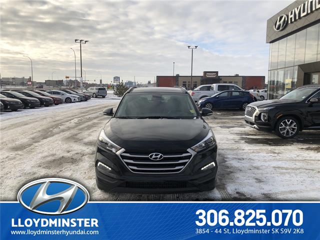 2017 Hyundai Tucson SE (Stk: 9SA9382B) in Lloydminster - Image 1 of 19