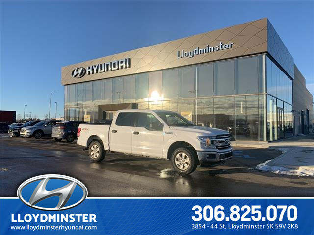 2018 Ford F-150  (Stk: P1298) in Lloydminster - Image 1 of 18