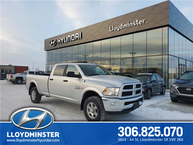 2018 RAM 2500 SLT (Stk: P1300) in Lloydminster - Image 1 of 16