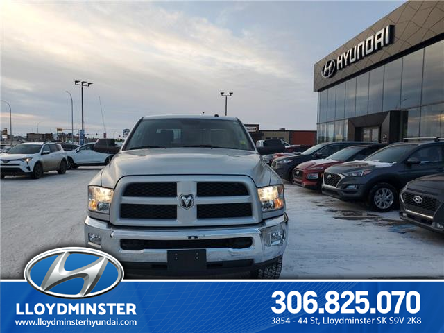 2018 RAM 2500 SLT (Stk: P1300) in Lloydminster - Image 2 of 16