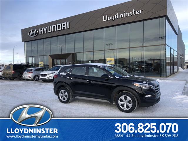 2017 Hyundai Tucson Base (Stk: 9SA7082A) in Lloydminster - Image 1 of 15