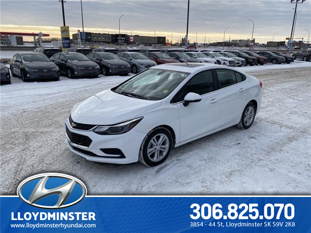 2017 Chevrolet Cruze LT Auto (Stk: 9SA8937B) in Lloydminster - Image 2 of 14