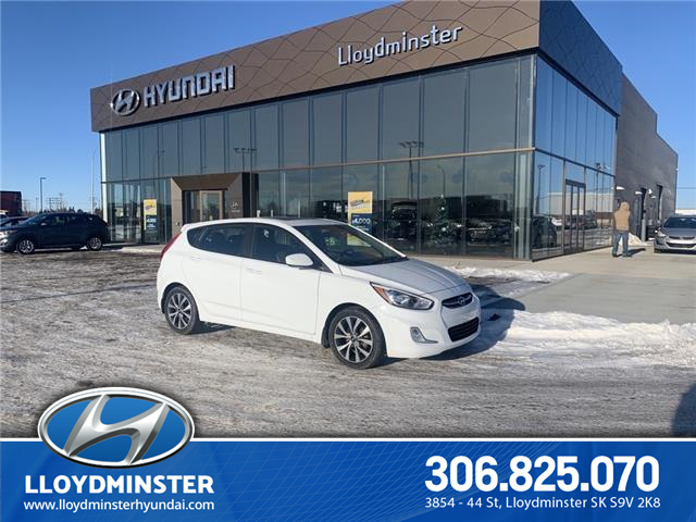 2017 Hyundai Accent SE (Stk: 0EL6822A) in Lloydminster - Image 1 of 15