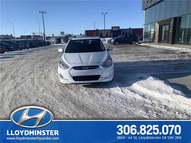 2017 Hyundai Accent SE (Stk: 0EL6822A) in Lloydminster - Image 2 of 15