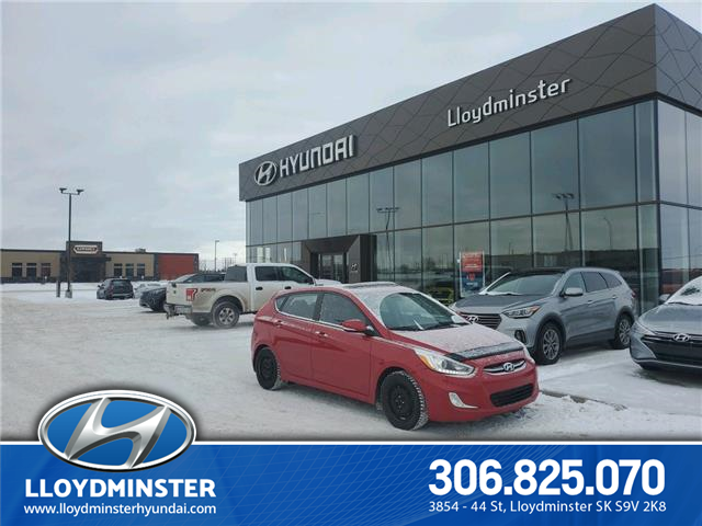2015 Hyundai Accent GLS (Stk: 0SA5347A) in Lloydminster - Image 1 of 15
