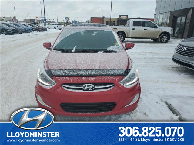 2015 Hyundai Accent GLS (Stk: 0SA5347A) in Lloydminster - Image 2 of 15