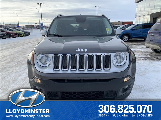 2017 Jeep Renegade Limited (Stk: 0KO5940A) in Lloydminster - Image 2 of 19