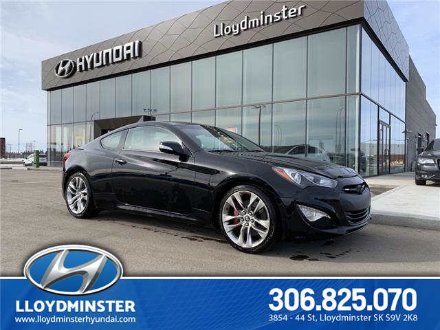 2015 Hyundai Genesis Coupe 3.8 GT (Stk: P1264B) in Lloydminster - Image 1 of 22