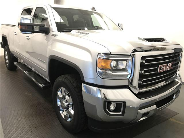 2019 GMC Sierra 2500HD SLT (Stk: 196765) in Lethbridge - Image 1 of 19