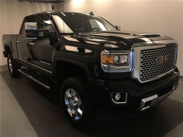 2017 GMC Sierra 2500HD Denali (Stk: 176786) in Lethbridge - Image 1 of 19