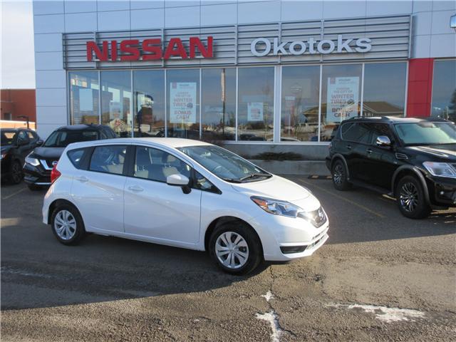 2018 Nissan Versa Note 1.6 S (Stk: 7951) in Okotoks - Image 1 of 20