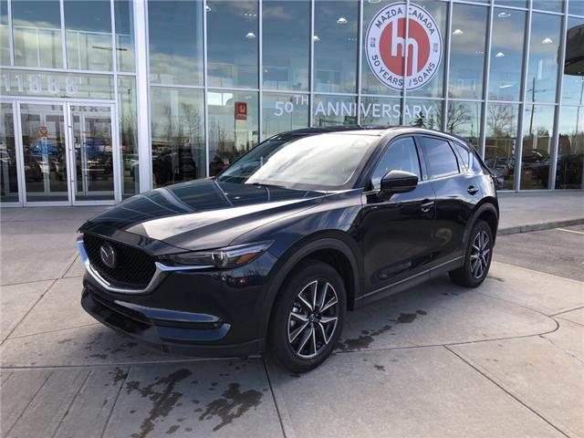 2018 Mazda CX-5 GT (Stk: N3741) in Calgary - Image 1 of 4
