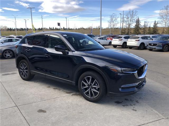 2018 Mazda CX-5 GT (Stk: N3741) in Calgary - Image 2 of 4