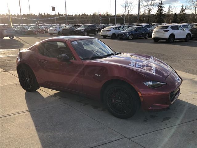2018 Mazda MX-5 RF GT (Stk: N3523) in Calgary - Image 2 of 4
