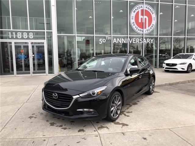 2018 Mazda Mazda3 GT (Stk: N3425) in Calgary - Image 1 of 4