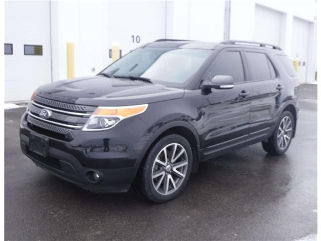 2015 Ford Explorer XLT (Stk: U-3120) in Kapuskasing - Image 1 of 18
