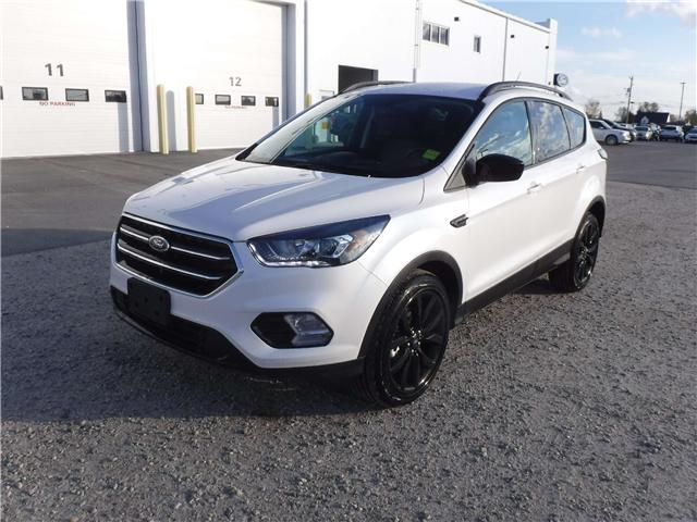2018 Ford Escape SE (Stk: 18-10) in Kapuskasing - Image 1 of 13