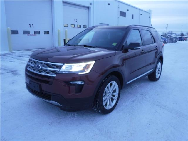 2018 Ford Explorer XLT (Stk: 18-40 ) in Kapuskasing - Image 1 of 13