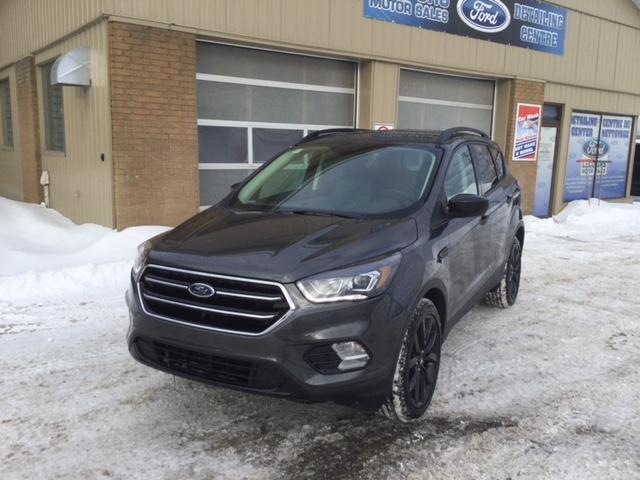 2018 Ford Escape SE (Stk: 18-204) in Kapuskasing - Image 1 of 9