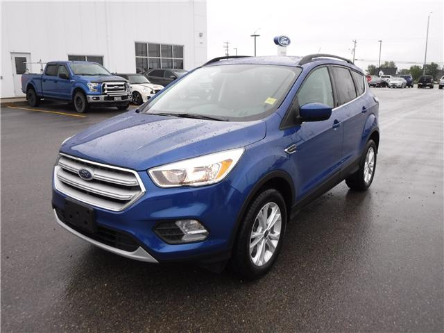 2018 Ford Escape SE (Stk: 18-423) in Kapuskasing - Image 1 of 13