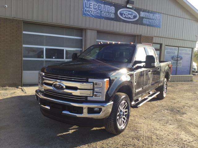 2019 Ford F-250 Lariat (Stk: 19-42) in Kapuskasing - Image 1 of 8