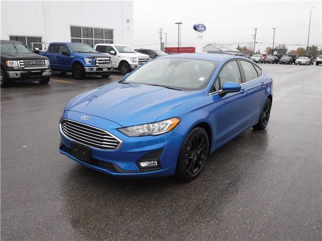 2019 Ford Fusion SE (Stk: 19-06) in Kapuskasing - Image 1 of 12
