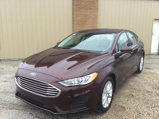 2019 Ford Fusion SE (Stk: 19-46) in Kapuskasing - Image 1 of 8