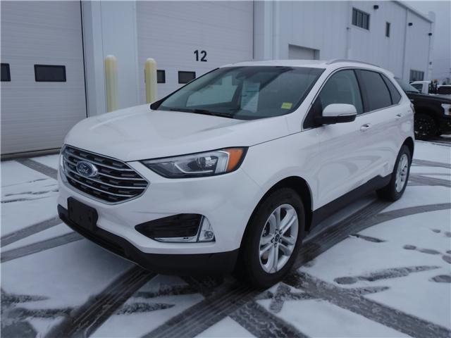 2019 Ford Edge SEL (Stk: 19-04) in Kapuskasing - Image 1 of 11