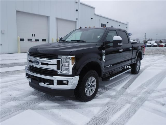 2019 Ford F-250 XLT (Stk: 19-23) in Kapuskasing - Image 1 of 11
