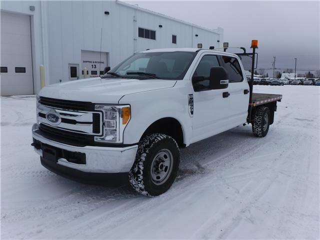 2017 Ford F-350 XLT (Stk: U-3694) in Kapuskasing - Image 1 of 11