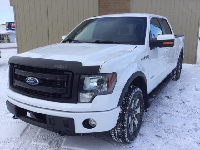 2013 Ford F-150 FX4 (Stk: U-3665) in Kapuskasing - Image 1 of 8