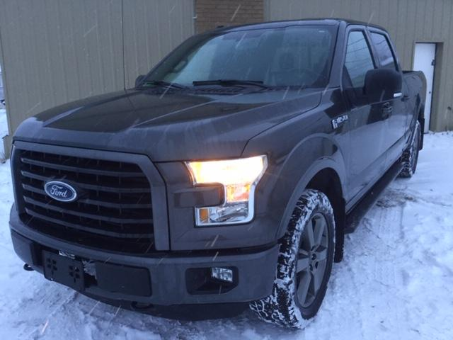 2016 Ford F-150 XLT (Stk: U-3662) in Kapuskasing - Image 1 of 8