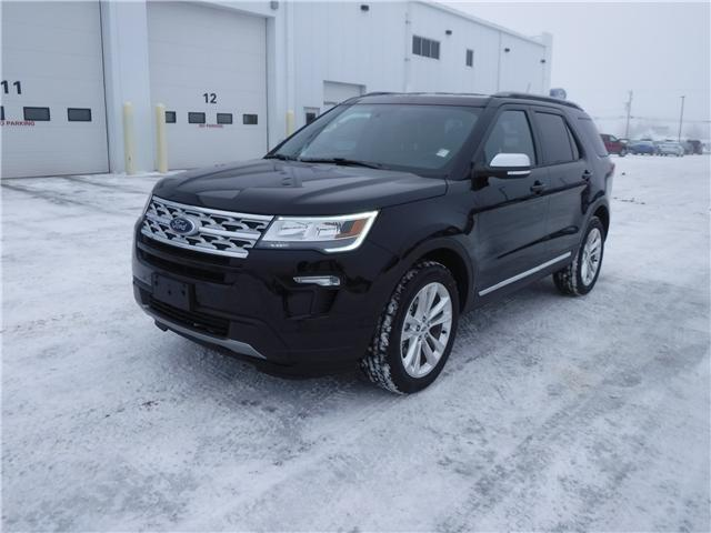 2019 Ford Explorer XLT (Stk: 19-26) in Kapuskasing - Image 1 of 10