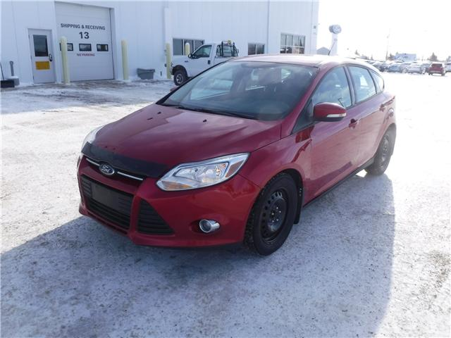 2012 Ford Focus SE (Stk: U-3726) in Kapuskasing - Image 1 of 11