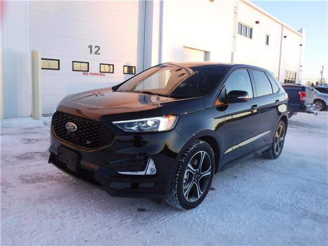 2019 Ford Edge ST (Stk: 19-33) in Kapuskasing - Image 1 of 13