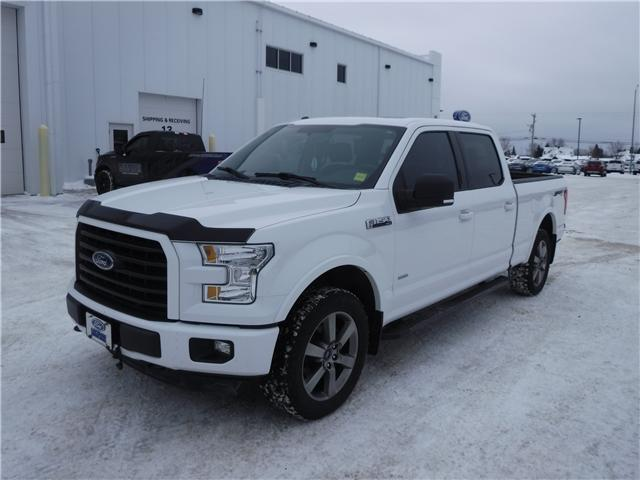 2015 Ford F-150 XLT (Stk: U-3725) in Kapuskasing - Image 1 of 12