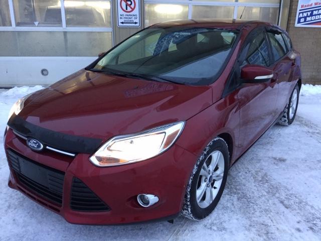 2013 Ford Focus SE (Stk: U-3724) in Kapuskasing - Image 1 of 8
