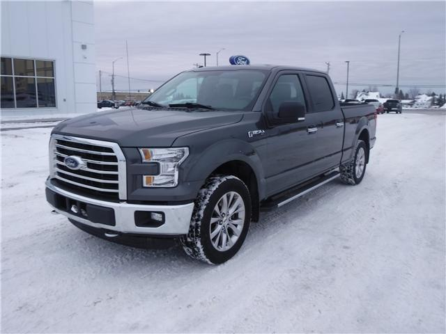 2016 Ford F-150 XLT (Stk: U-3728) in Kapuskasing - Image 1 of 13