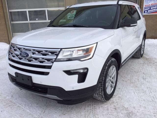 2019 Ford Explorer XLT (Stk: 19-76) in Kapuskasing - Image 1 of 8