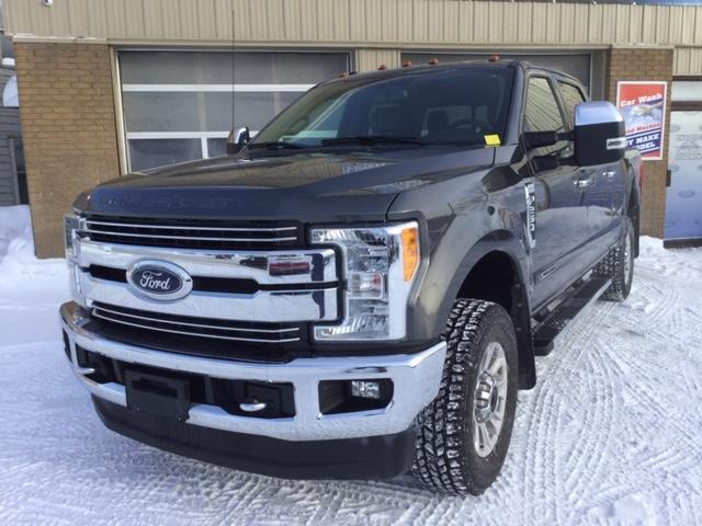 2017 Ford F-250 Lariat (Stk: U-3775) in Kapuskasing - Image 1 of 8