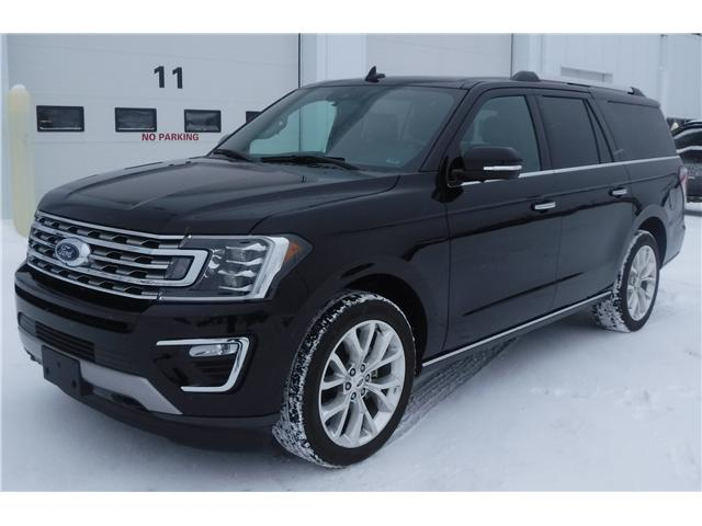 2018 Ford Expedition Max Limited (Stk: U-3738) in Kapuskasing - Image 1 of 15