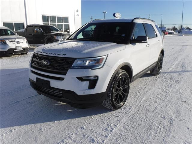 2019 Ford Explorer XLT (Stk: 19-36) in Kapuskasing - Image 1 of 11